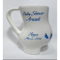Taza Embarazada Incluye Grabado, Recuerdo Baby Shower