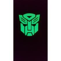 Sticker Autobot Fluorescente