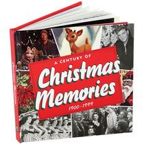 Nuevo A Century Of Memories Navidad Libro 1900-1999