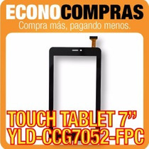 Touch Tablet China 7 Universal Yld-ccg7052-fpc 100% Nuevo!!!