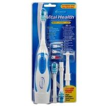 Brushpoint Vital Salud Alimentación Batería Oral Care System