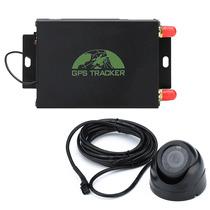 Localizador Gps + Camara P/ Taxi Camion Y Caja De Carga Xa54