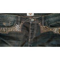 Antik Denim Jeans Para Caballero 34x32. True, Seven, Rock&r.