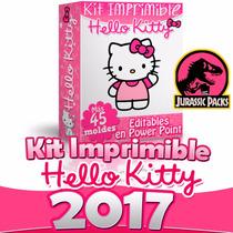 Hello Kitty Kit Imprimible Hello Kitty Fiesta 100% Editable