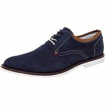 Zapatos Brantano 570 Marino Piel Pv