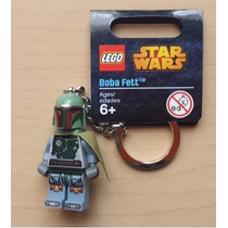 Llavero Boba Fett Mandalorian Lego Star Wars Ugo