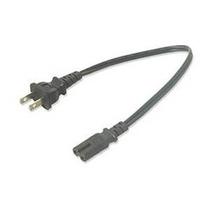 Ziotek Cable Eléctrico Del Cuaderno, C7 Figura Y Ocho Plug,