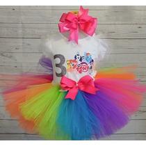 Tutus Disfraces Vestidos Personalizados Little Ponny