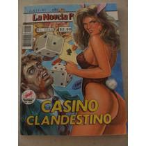 La Novela Policiaca - Casino Clandestino #2044 Año 97-xl