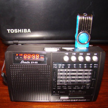 Radio Shouyu Sy-x5 Multibanda Am Fm Sw Reproduce Mp3