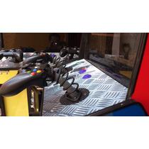 Base Control Curva Xbox 360 Maquinitas