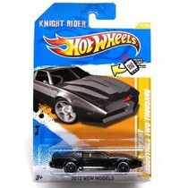 Hot Wheels 2012 K.i.t.t. Knight Rider Industrias Dos Mil De