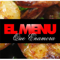 Creamos Menus Increibles Para Tu Restaurant, Cafe, Club, Etc
