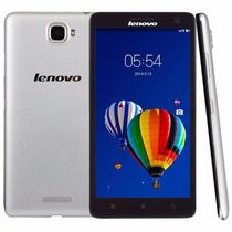 Telefono Celular Lenovo S856 Mx Silver