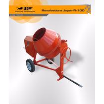 Revolvedora De Concreto Trompo Joper R-100 (sin Motor)