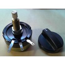 Atenuador Control De Volumen 8 Ohms Monoaural 15 Watts