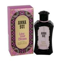 Anna Sui Vivir Su Sueño Para Las Mujeres 1,7 Oz Eau De Toil