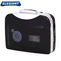 Elegiant Cassette Usb Portátil A Cinta Mp3 Converter Tape-a-