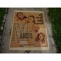 Rocío Banquells, Mujercitas , Poster De Cine