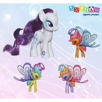Rarity My Little Pony Cutie Mark Magic Y Hadas