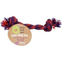 Toy Dog - Resistente Resistente Anudada 2 Dientes Strand Mas