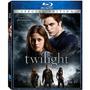 Crepúsculo Blu-ray
