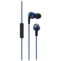 Audif In-ear Audio-technica Ath-ck323ibl Microfono