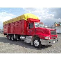 Torton International S1900 Redilas, Conv. 1997, Color Rojo