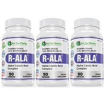 R-ala Saludable Metabolismo De La Glucosa R-ácido Alfa Lipoi