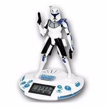 Radio Reloj Despertador Star Wars Nuevo Original Remato !!