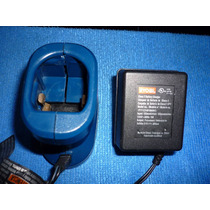 Cargador Ryobi One + P111 De Batería P100 De 18v