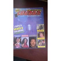 Triple H, Blue Panther En Revista Super Luchas La Nueva Era