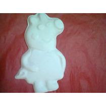 Peppa Pig Figuras De Yeso 10 Piezas