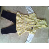 Conjunto Pantalón Y Blusa