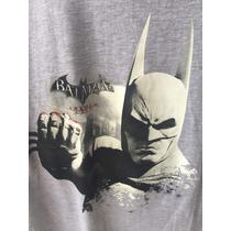 Playera Batman Dc Cómics Original