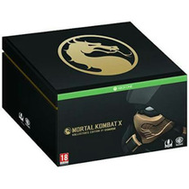Mortal Kombat Kollector Edition Nuevo Sellado Xbox One