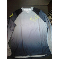 Fox Racing Jersey Dama Talla L