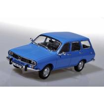 Renault 12 Guayin Azul Francés 1/43 Super Edición Limitada!