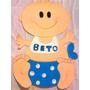 Figura Grande De Foamy 88 X 60 Cm, Bebé. Manualidad