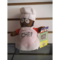 Peluche Chef South Park Nanco