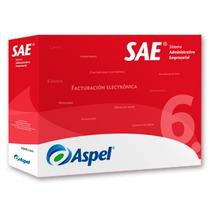 Aspel Sae V6.0-sistema Administrativo 1 Usr 99 Empresas (sae