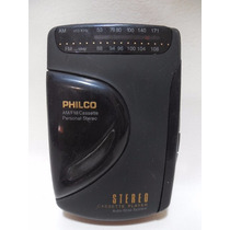 Radio Grabadora Walkman Cassete Reproductor Philco E932