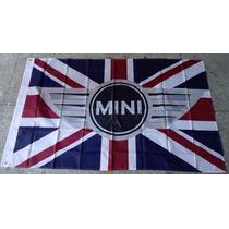 Bandera Mini Cooper 1.5x90cm Club Accesorios Inglaterra