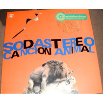 Soda Stereo - Canción Animal (vinilo, Lp, Vinil, Vinyl)