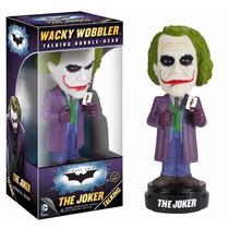 El Joker, El Guason, De Batman- Figura Parlante, Original