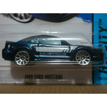 Hot Wheels 2014 1999 Ford Mustang 96/250