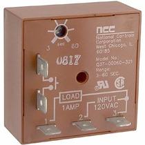 Temporizador Timer Ametek Q3t00060321 120v 3-60 Segundos