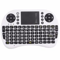 Teclado Y Mouse Pad Inalámbrico Para Smart Tv Android