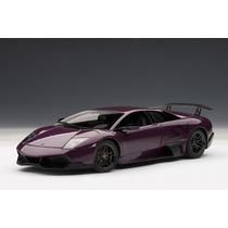 Lamborghini Murciélago Lp670-4 Sv Auto A Escala Colección