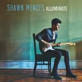 Illuminate Deluxe Cd + Dvd - Shawn Mendes (16 Canciones)